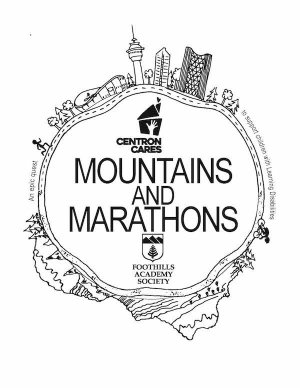Mountains and Marathons Logo